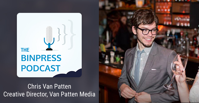 Binpress Podcast Episode 30: Chris Van Patten of Van Patten Media
