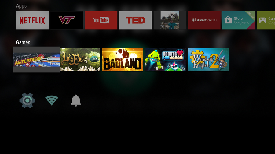 Getting Started with the Gamepad Controller for Android TV