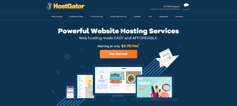 hostgator-quality-web-hosting-multiple-domains