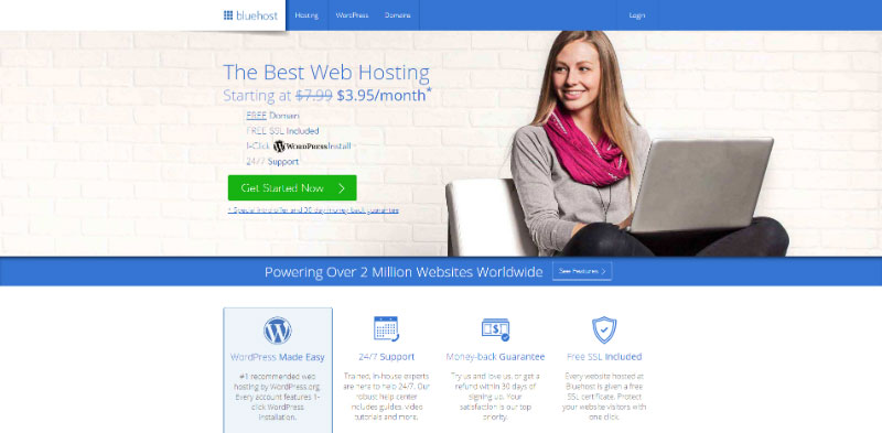 bluehost-best-hosting-musicians