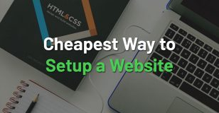 cheapest-way-setup-website