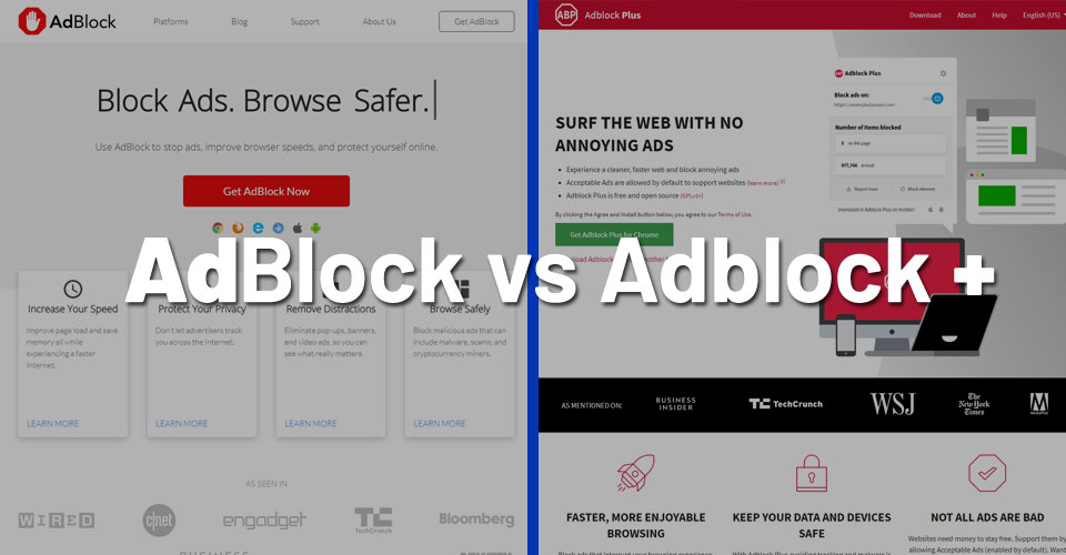 Adblock vs Adblock Plus – Which is Best?