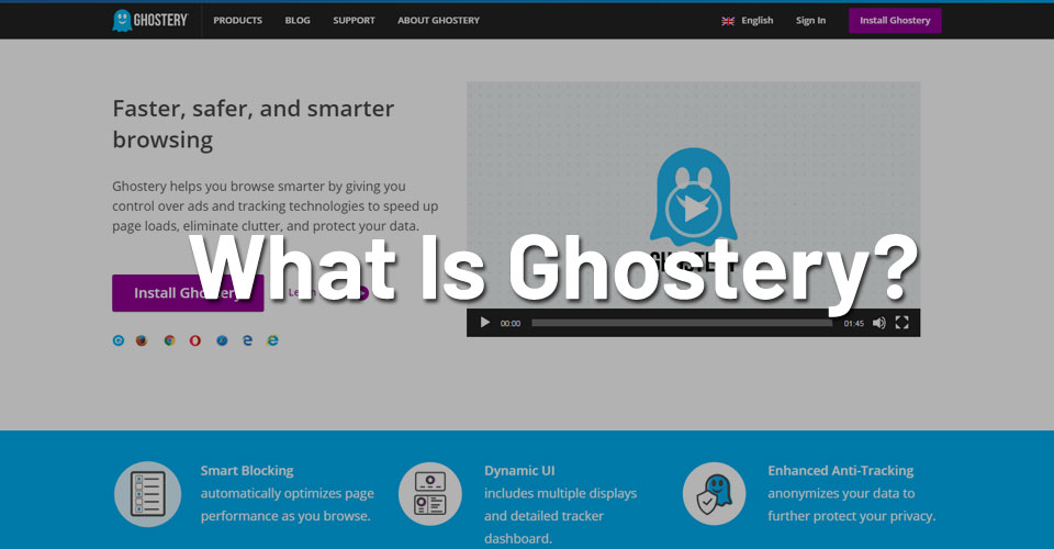 What Is Ghostery?