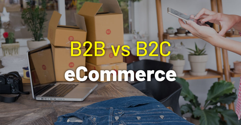 B2B eCommerce vs. B2C eCommerce: What's Right for Me?